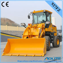 AOLITE 927FZ mini tractors with front end loader