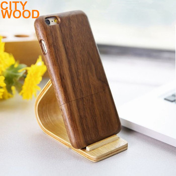wood cell phone case cover