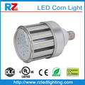 Good quality 6 years warranty DLC/UL/cUL e26/e27/e39/e40 led corn bulb 80w