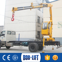 Hydraulic Truck Mounted Crane Slewing Mounts