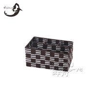 Wholesale polyester fabric Non foldable garden storage box