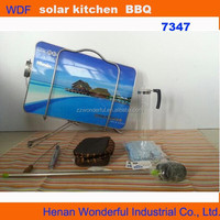 Wonderful hand-held outdoor portable Solar cooker for sale