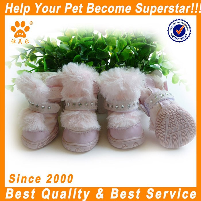 JML 2014 New Fashionable Winter Dog Boots Pet Dog Shoes and Boot
