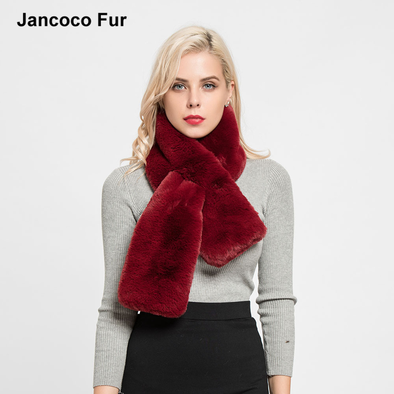 Best Quality Faux Fur Scarf Women Fashionable Casual Shawls New <strong>Mufflers</strong>