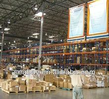 shanghai consolidation warehouse