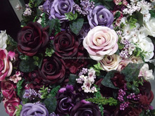 artificail rose flower decorative flower smiling rose in wholesale LGH15-17