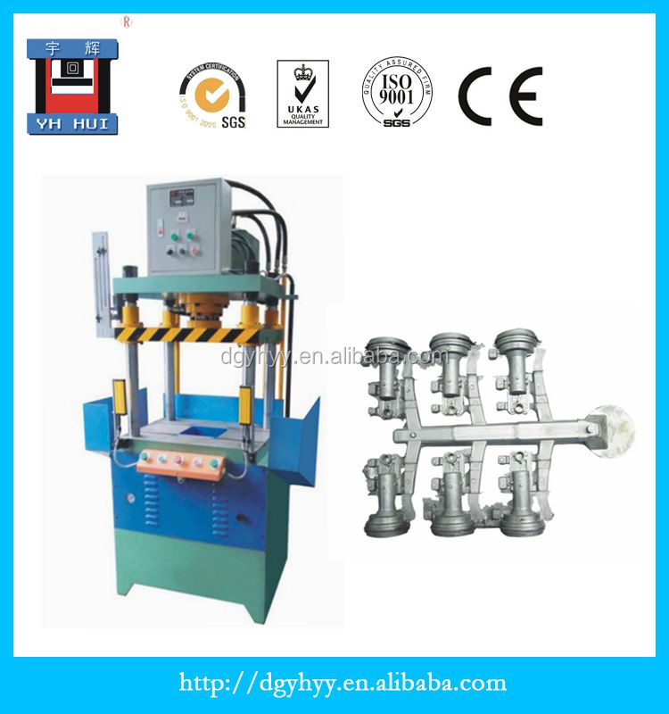 high quality low price used manual second hand press machine