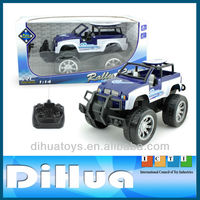 1:14 RC Car 4 Channels Radio Control Jeep