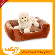 Hot selling pet dog products dog bed luxury