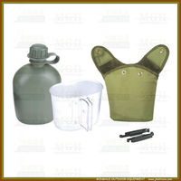 Military Canteen CUP Bottle with cover