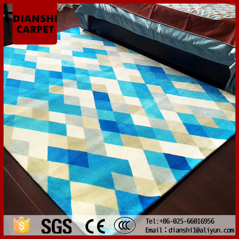 Latest Durable Anti-slip Wholesale Modern New Design Acrylic Carpets