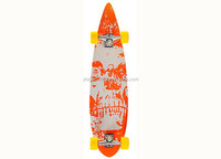 Chinese maple Long Board skateboard