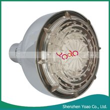 Overhead Temperature Sensor LED Color Changing Shower Head
