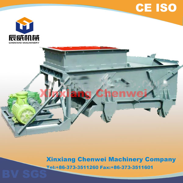 rustless steel reciprocating plate feeders