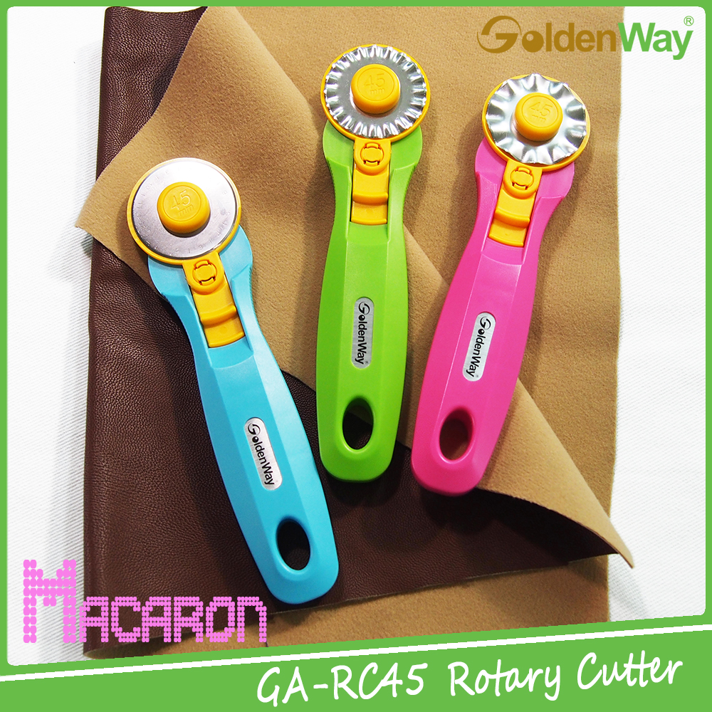 New Design Fabric Rotary Cutter 45mm blades