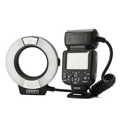 Triopo TR-15EXN  ring flash for D7100 D7000 D5200 D5100 D3200