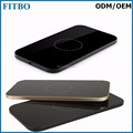 Qi-enabled Wireless Charger Dock Station Wireless Charging Pad for Samsung Galaxy S6 Edge/Note 5/Nokia Lumia/ HTC etc