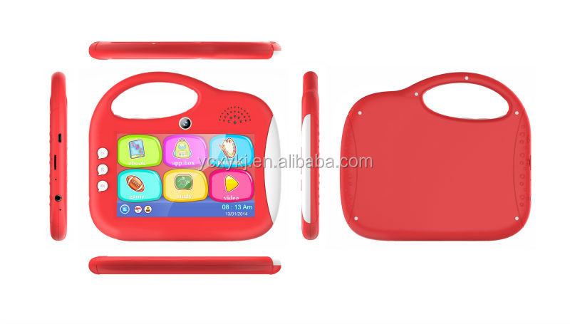 Rockchip RK2926/3026 dual core Kids tablet android kids Tablet PC