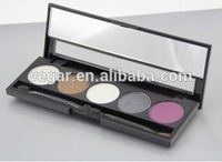 Pro 5 color eyeshadow Makeup Kit magic instant eyeshadow