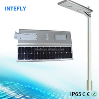 2015 new design cellphone/mobile WIFI control solar street light all in one price