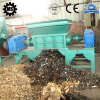 ISO Certificates pp pe woven bag shredder from China