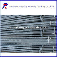 12mm deformed bar/Reinforced Steel Rebar For construction and/or steel structure