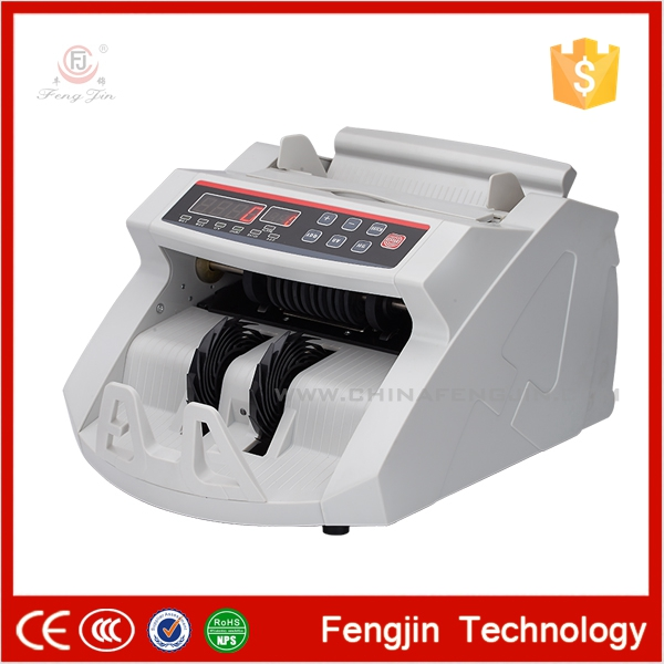 0288 UV/MG cash counting machine bill counter