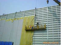 High Temperature Resistance Corrosion Free Exterior Wall Fire-proof Rockwool with Aluminum Foil