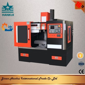 Hot sale CNC milling machine with tool magazine