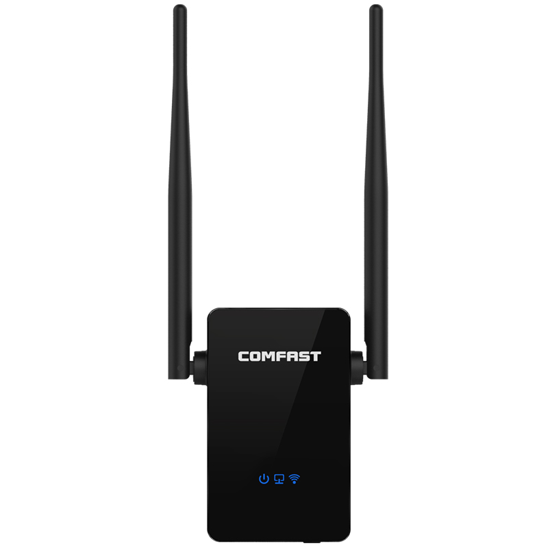 Best Seller Network Products COMFAST CF-WR302S 300Mbps WiFi Signal Amplifier Booster Repeater Best Range Wireless Extender