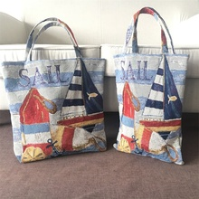 Wholesale Tapestry Decorative Shopping Bags