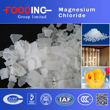 High quantity food grade magnesium chloride with best price