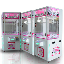 New Design Ice Cream Vending Coin Operated Claw Machine Arcade Amusement Coin Operated Wholesale Game Machine for Game Center
