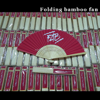 Cheap price custom high quality oem silk hand fan