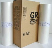 New compatible Riso GR A3 master