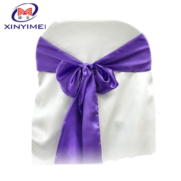 professional design wedding chair sash