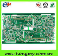 Multi layer main computer PCB board