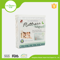 New Products Baby Soft Terry Cloth Top Waterproof King Size Mattress Protector
