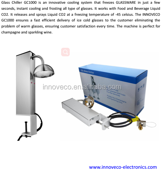 The most popular series of refrigeration equipment for dining room, glass cooling equipment, wine glass cooling equipment