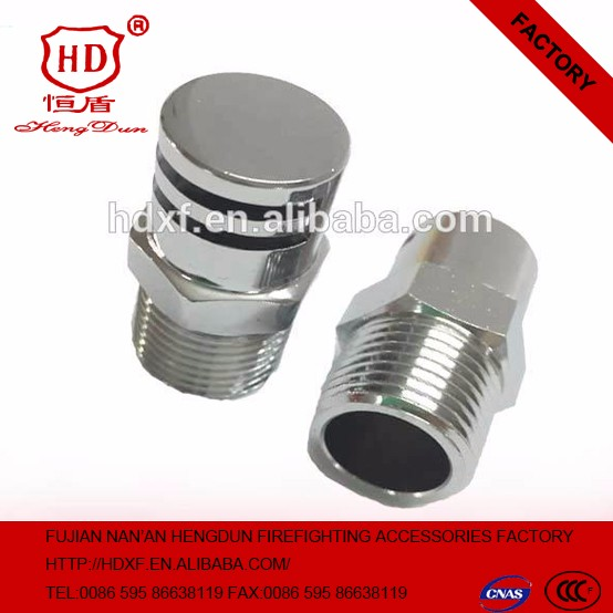 Water Curtain Nozzle Fire Nozzle Sprinkler Stainless Steel Fire Sprinkler Parts