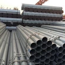 China Wholesale advanced building materials galvanized carbon steel st37 pipe / metal tube FOB Reference Price