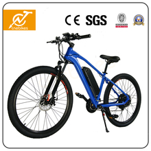 2018 New model 500w electric mountain bike e-cycle