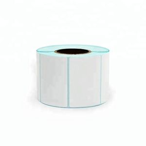adhesive sticker label thermal papers rolls blank address label
