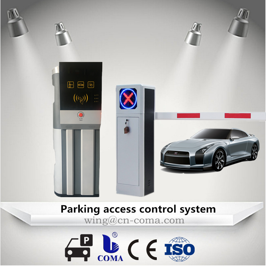 Luxurious parking lot payment management system