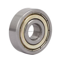 Shielded Deep Groove Ball Bearings ZZ 2RS Sizes from 6000 to 6305 Series Chrome steel for Shanghai bearing trade motorcycle