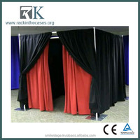 cheap portable square photo booth with good quality