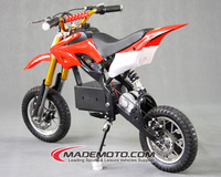 24V 12AH battery 350W POWER cheap electric dirt bike for sale