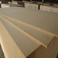2mm-18mm medium density fiberboard /low price MDF