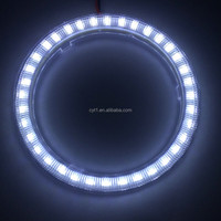 100mm White Angel Eyes Halo Led Ring Light