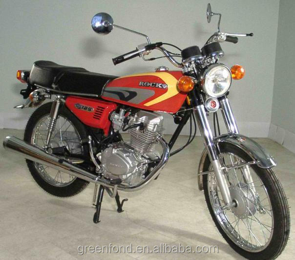Chinese EEC CG125 chopper motorcycle daylong
